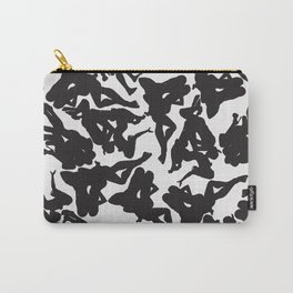 3 Silhouettes Carry-All Pouch