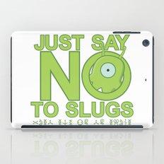 Just Say No iPad Case