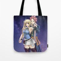arya Tote Bags featuring My most Precious Star by Arya
