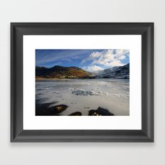 Brothers Water Framed Art Print