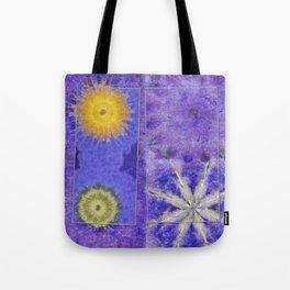 Mopey Feeling Flower  ID:16165-060813-24921 Tote Bag