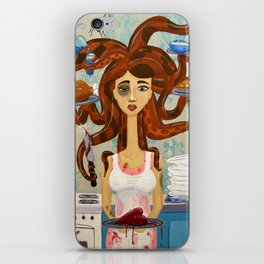 By Your Side iPhone Skin