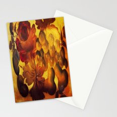 Vintage Flowers and Fruits Stationery Cards