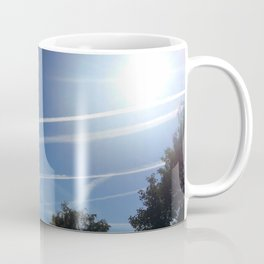 Pulling Strings Coffee Mug