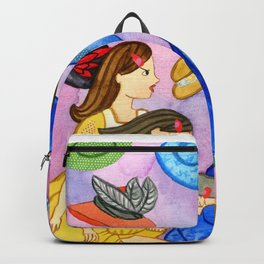 Sophie Hatter Becomes an Old Woman Backpack