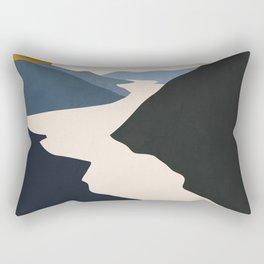 Abstract Art / Landscape 5 Rectangular Pillow