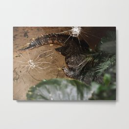 What Have You Done?! Metal Print