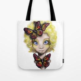 Effie Fan Art Tote Bag