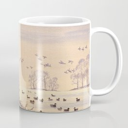 Duck Hunting Times Coffee Mug