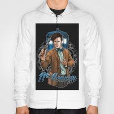 11th Heaven Doctor Who Hoody