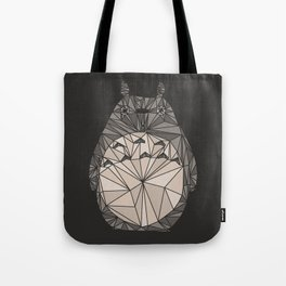 totoro wireframe Tote Bag