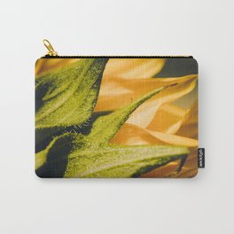 Sunflower (2) Carry-All Pouch