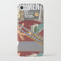 vans iPhone & iPod Cases featuring Vans and Color Magazine Customs by Matthew Billington