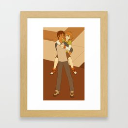 Plance - Take You for a Ride Framed Art Print