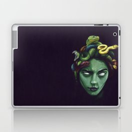 Dark Medusa Laptop & iPad Skin