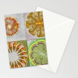 Uncounselable Unconcealed Flower  ID:16165-003208-67190 Stationery Cards