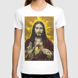 Cor Jesu Sacratissimum T-shirt