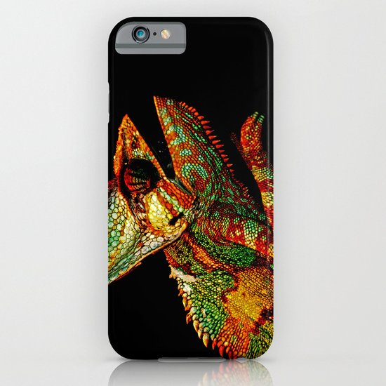 KARMA CHAMELEON iPhone & iPod Case