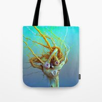 medusa Tote Bags featuring Medusa by aeolia