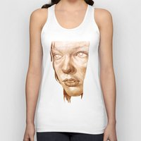 fifth element Tank Tops featuring The Fifth Element by Doruktan Turan