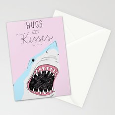 Hugs And Kisses Stationery Cards