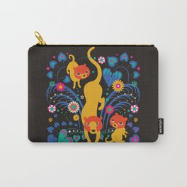 Big CAT Mama Carry-All Pouch