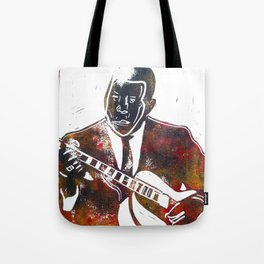 Muddy Waters 2/3 Tote Bag