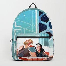 Let them rest Backpack