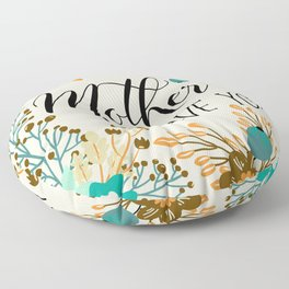 Mother's Day (Mother I Love You) 2 Floor Pillow