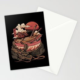 Dragon's Ramen Stationery Cards