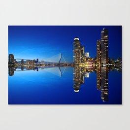 Rotterdam City - The Netherlands Canvas Print