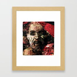 Just Another Victim Framed Art Print
