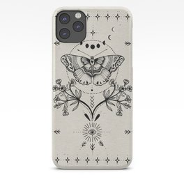 Magical Moth iPhone Case