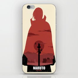 Naruto Shippuden - Itachi iPhone Skin