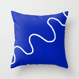le serpente 17 Throw Pillow
