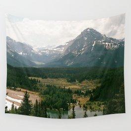 rockies Wall Tapestry