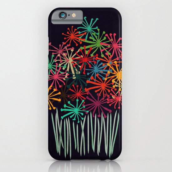 Flower Bouquet iPhone & iPod Case