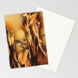 Scorcher Stationery Cards