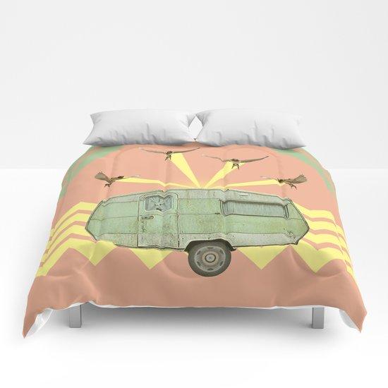 The best way to travel Comforters