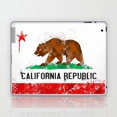 California Flag Laptop & iPad Skin