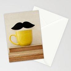 Mr. Stache  Stationery Cards