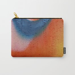 Painted Carry-All Pouch