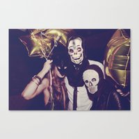misfits Canvas Prints featuring Misfits by Sons of Suns