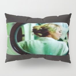 Laundromat Pillow Sham