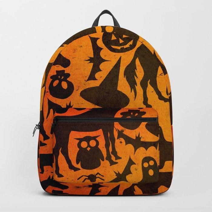 Halloween Spook Unicorn Backpack