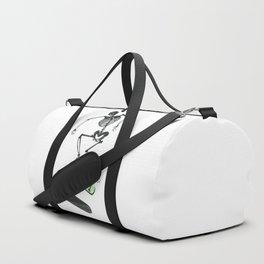 Skeleton Skater Duffle Bag
