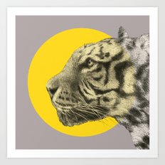 Wild 4 by Eric Fan & Garima Dhawan Art Print