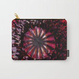 Poppy heart Carry-All Pouch