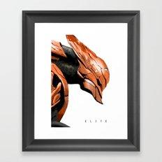Elite! Framed Art Print