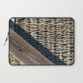 Wooden composition Laptop Sleeve